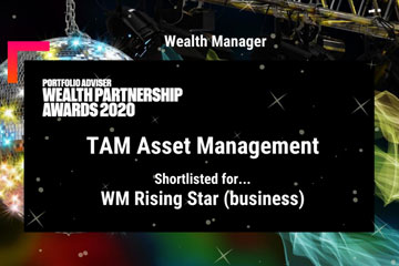 TAM nominated for Rising Star!