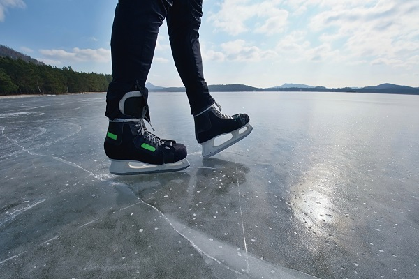 A message from our CEO: Skating on thin ice