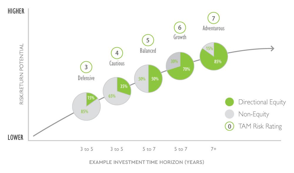 TAM Premier Risk Chart
